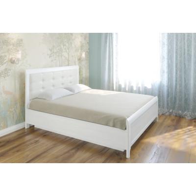 """Кровать КР-1034 """"Карина"""". Снежный Ясень (СЯ)"""